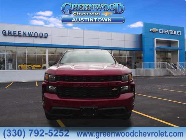 2019 Silverado 1500 Double Cab 4x4,  Pickup #K55469 - photo 4