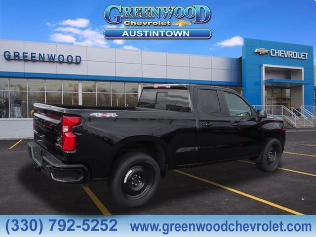 2019 Silverado 1500 Double Cab 4x4,  Pickup #K55470 - photo 2