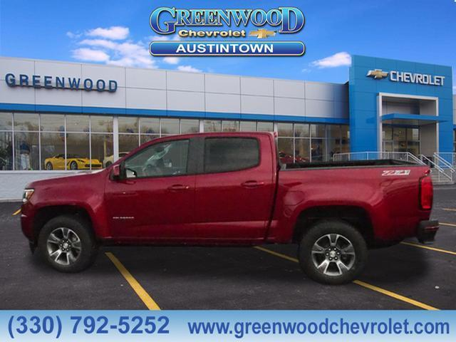 2019 Colorado Crew Cab 4x4,  Pickup #K55502 - photo 3