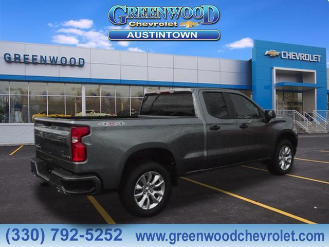 2019 Silverado 1500 Double Cab 4x4,  Pickup #K55508 - photo 2