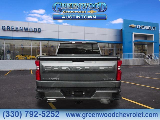 2019 Silverado 1500 Double Cab 4x4,  Pickup #K55508 - photo 4