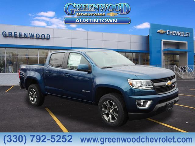 2019 Colorado Crew Cab 4x4,  Pickup #K55567 - photo 1