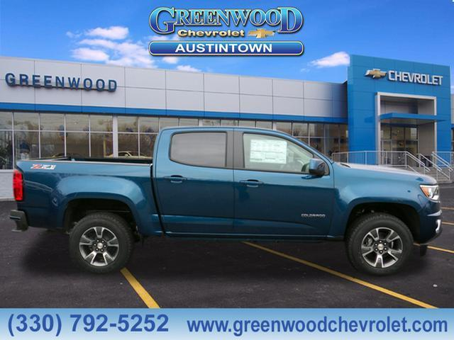 2019 Colorado Crew Cab 4x4,  Pickup #K55567 - photo 3