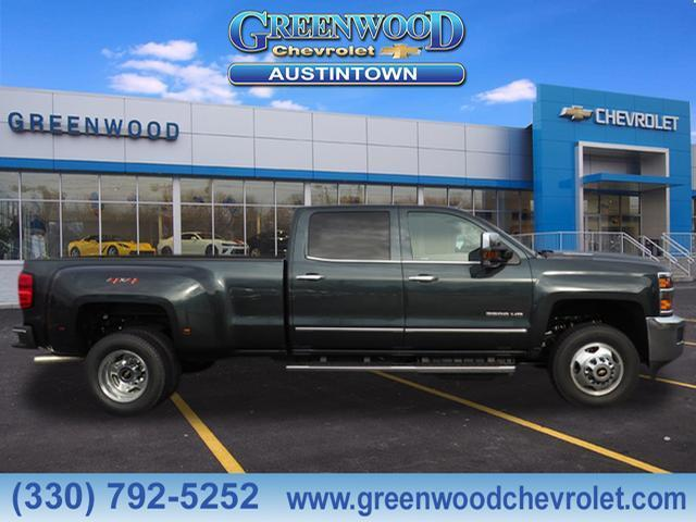 2019 Silverado 3500 Crew Cab 4x4,  Pickup #K55589 - photo 3