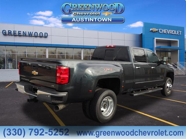 2019 Silverado 3500 Crew Cab 4x4,  Pickup #K55589 - photo 2