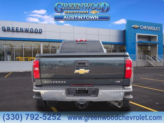 2019 Silverado 3500 Crew Cab 4x4,  Pickup #K55589 - photo 4