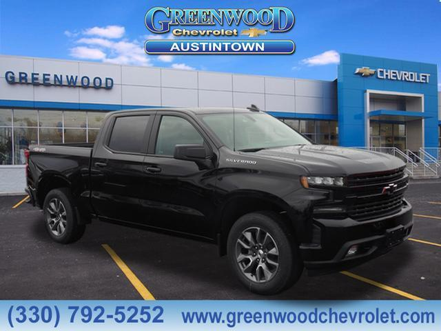 2019 Silverado 1500 Crew Cab 4x4,  Pickup #K55593 - photo 1