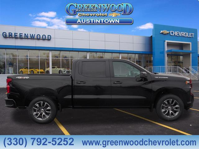 2019 Silverado 1500 Crew Cab 4x4,  Pickup #K55593 - photo 3