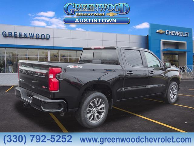 2019 Silverado 1500 Crew Cab 4x4,  Pickup #K55593 - photo 2