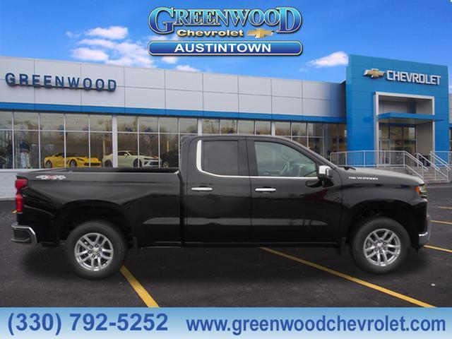 2019 Silverado 1500 Double Cab 4x4,  Pickup #K55623 - photo 3