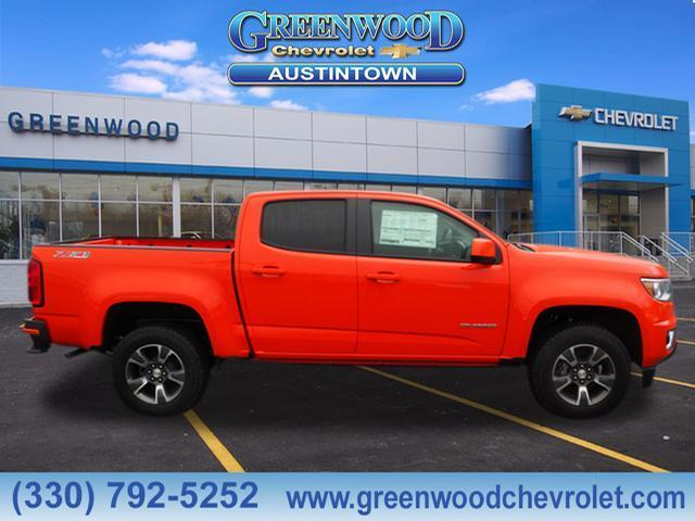 2019 Colorado Crew Cab 4x4,  Pickup #K55629 - photo 3