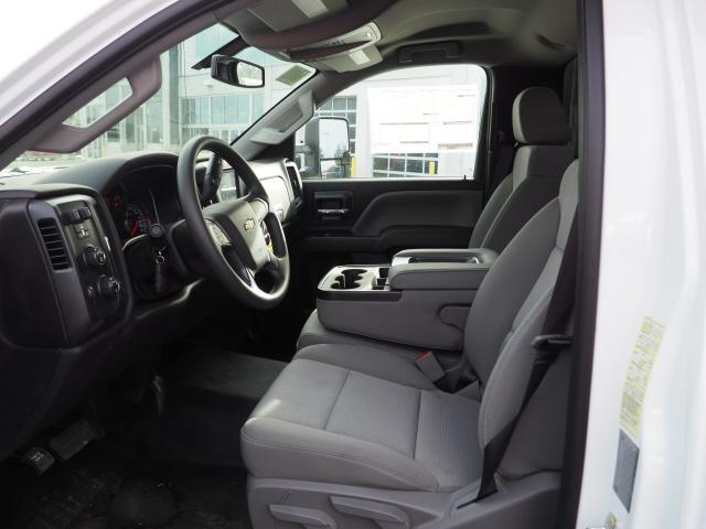 2019 Silverado 3500 Regular Cab DRW 4x4,  Air-Flo Dump Body #K55637 - photo 6