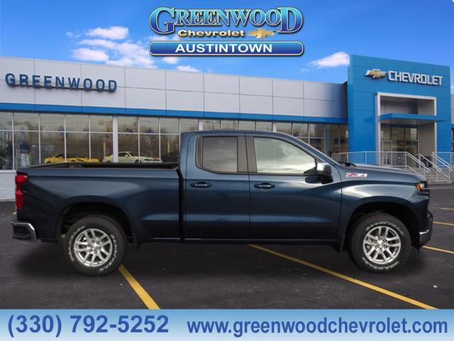 2019 Silverado 1500 Double Cab 4x4,  Pickup #K55658 - photo 3