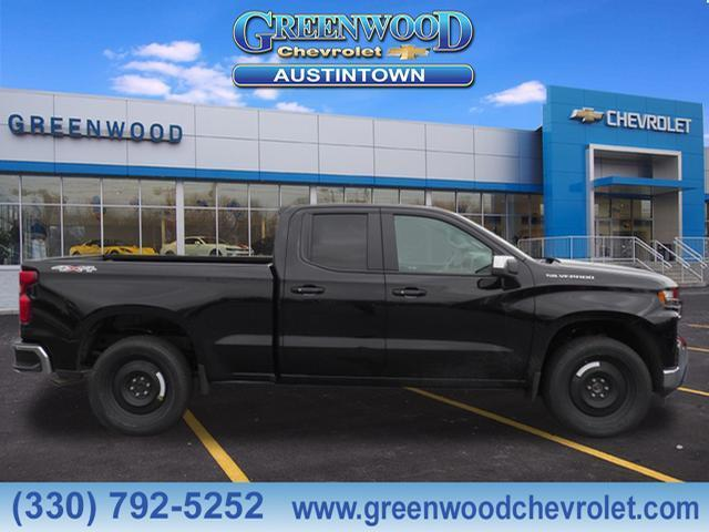 2019 Silverado 1500 Double Cab 4x4,  Pickup #K55673 - photo 3