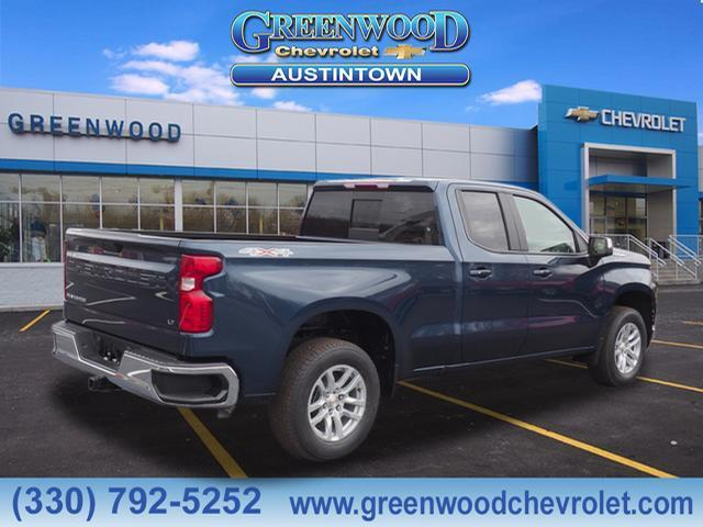 2019 Silverado 1500 Double Cab 4x4,  Pickup #K55693 - photo 2