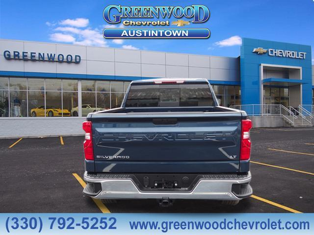 2019 Silverado 1500 Double Cab 4x4,  Pickup #K55693 - photo 4