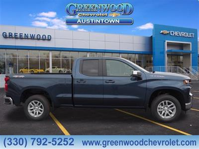 2019 Silverado 1500 Double Cab 4x4,  Pickup #K55693 - photo 3