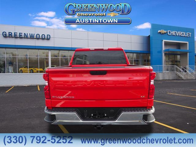 2019 Silverado 1500 Crew Cab 4x2,  Pickup #K55714 - photo 4