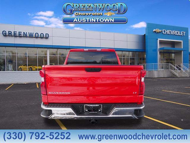 2021 Chevrolet Silverado 1500 Crew Cab 4x4, Pickup #M91743 - photo 4