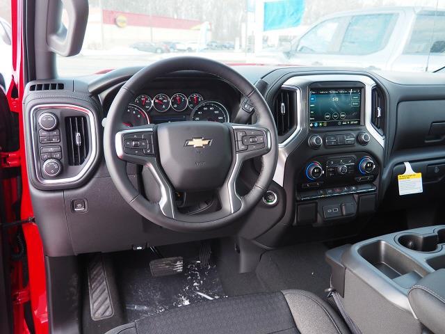 2021 Chevrolet Silverado 1500 Crew Cab 4x4, Pickup #M91743 - photo 7