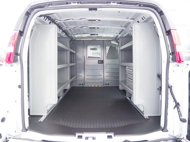2021 Chevrolet Express 2500 4x2, Adrian Steel Upfitted Cargo Van #M91792 - photo 1