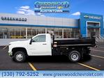2021 Silverado 3500 Regular Cab 4x4,  Monroe Truck Equipment MTE-Zee Dump Body #M92298 - photo 3