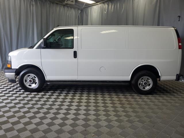 2019 GMC Savana 2500 4x2, Empty Cargo Van #P10324 - photo 4