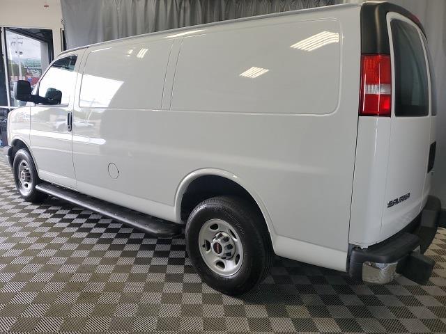 2019 GMC Savana 2500 4x2, Empty Cargo Van #P10324 - photo 5
