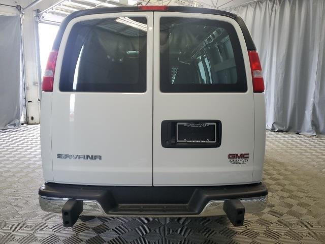 2019 GMC Savana 2500 4x2, Empty Cargo Van #P10324 - photo 6