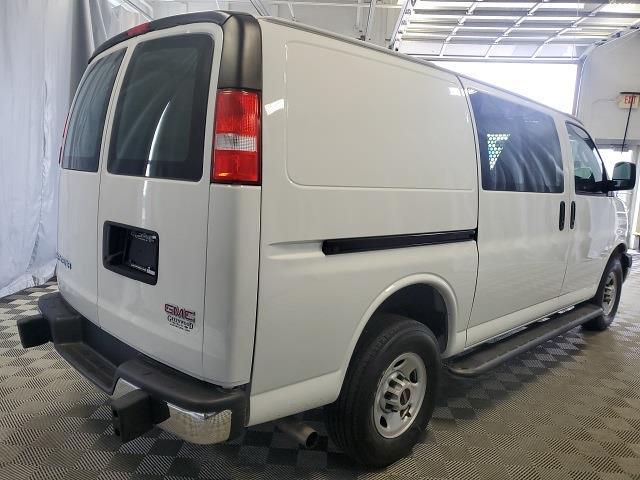 2019 GMC Savana 2500 4x2, Empty Cargo Van #P10324 - photo 7