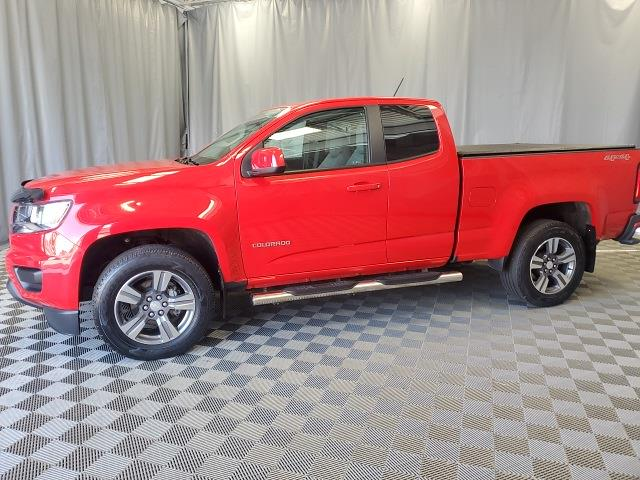 2018 Chevrolet Colorado Extended Cab 4x4, Pickup #P10408 - photo 4