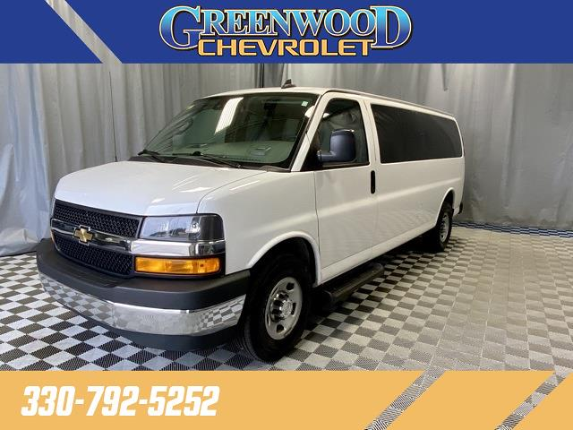 2020 Chevrolet Express 3500 4x2, Passenger Wagon #P10507 - photo 1