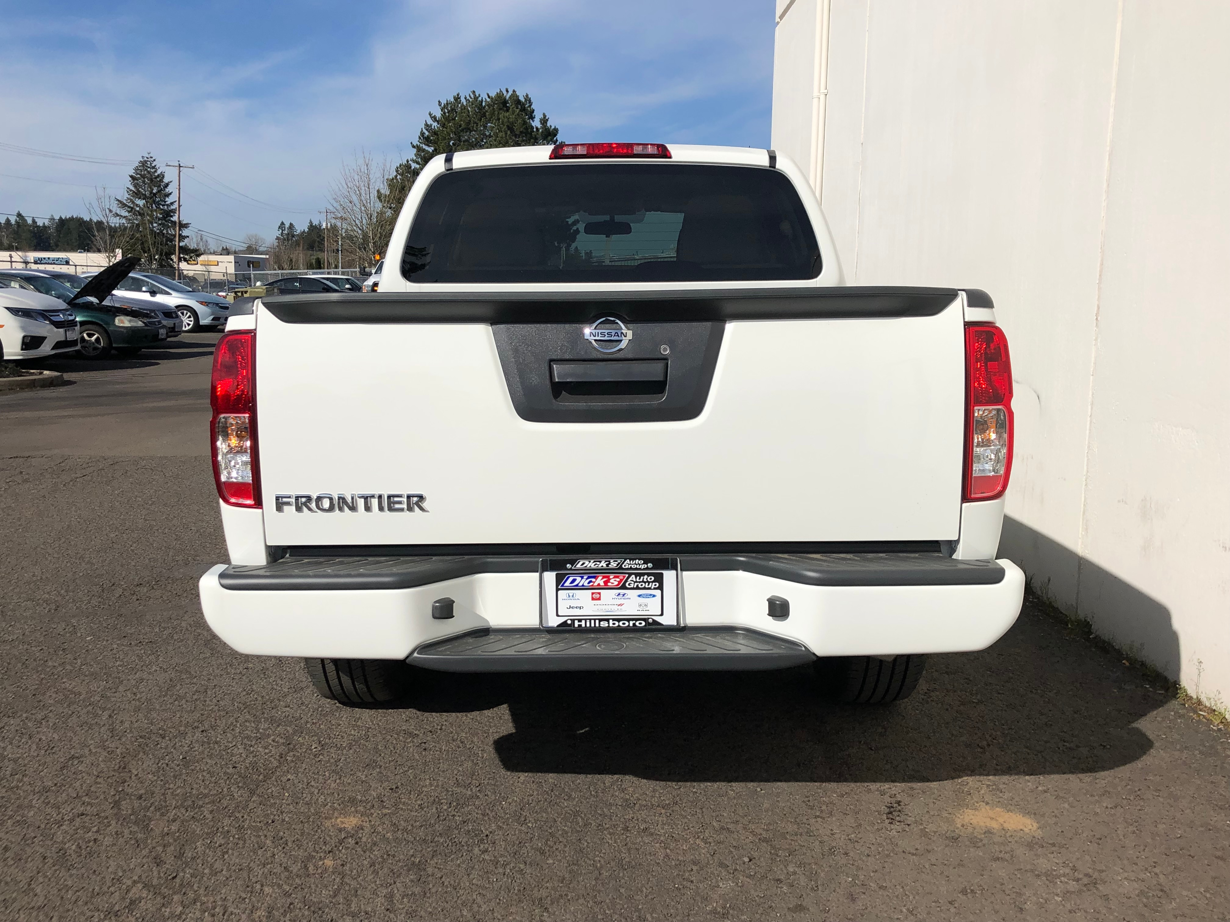 2019 Frontier Crew Cab 4x4,  Pickup #9N0052 - photo 2