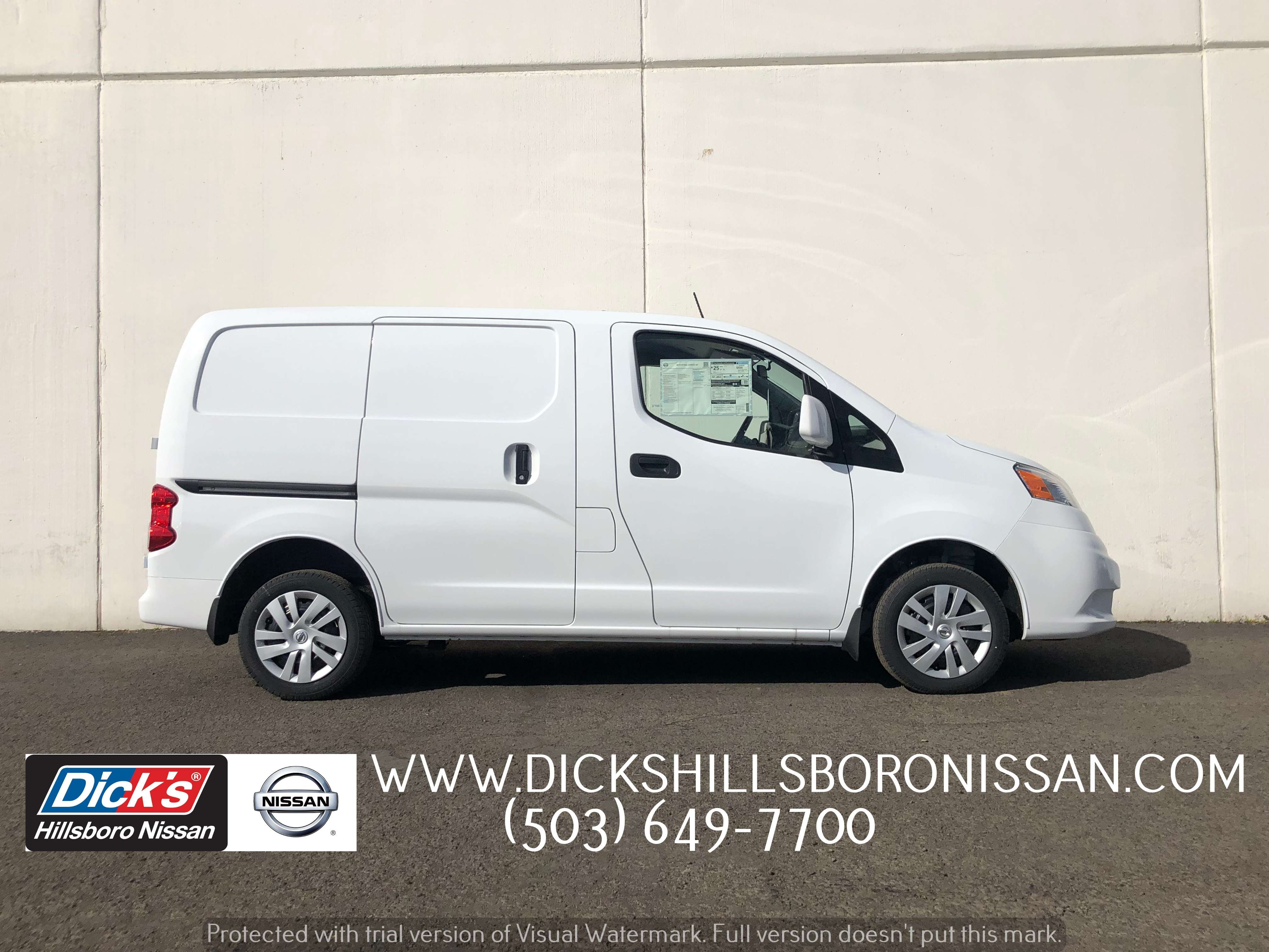 2019 NV200 4x2,  Empty Cargo Van #9N0083T - photo 1