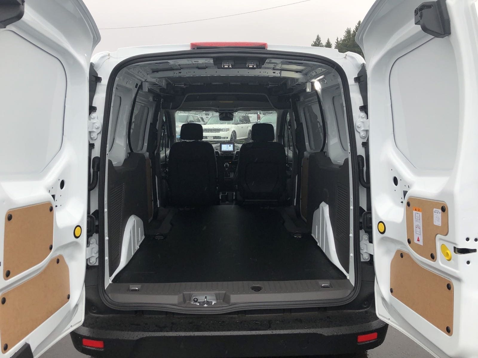 2020 Transit Connect, Empty Cargo Van #208505 - photo 1