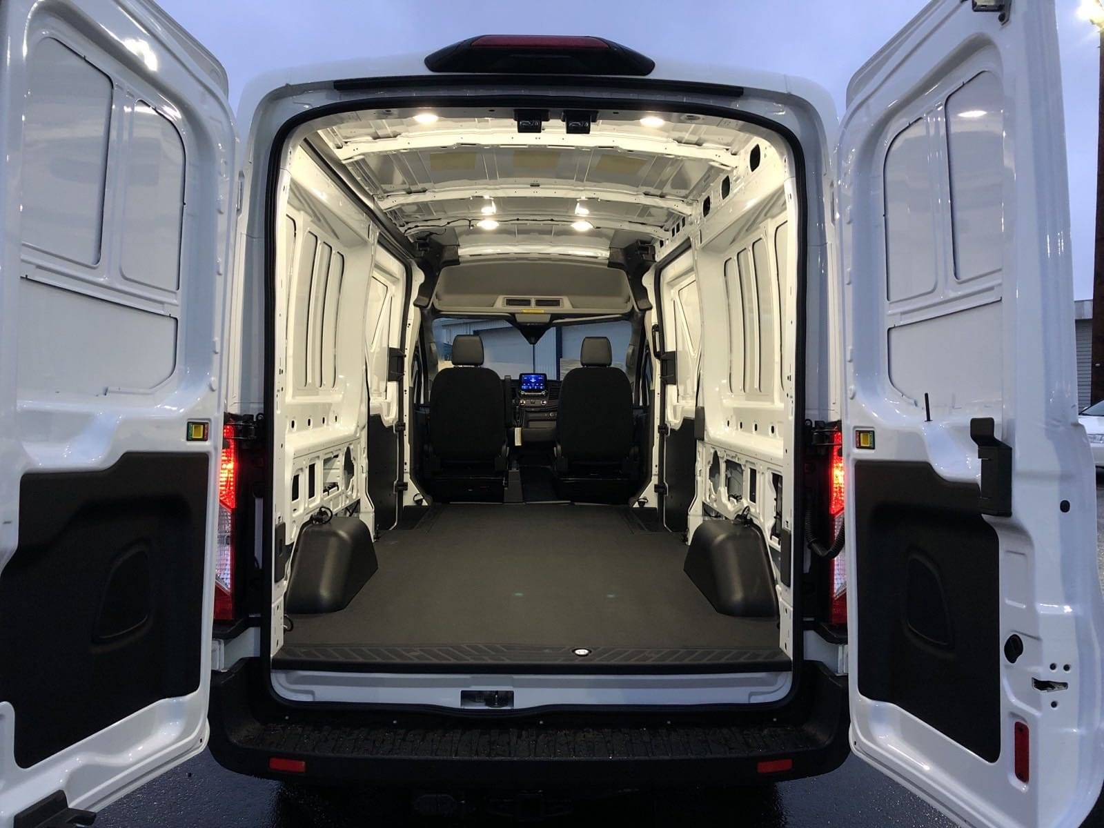 2020 Transit 250 Med Roof RWD, Empty Cargo Van #208520 - photo 1