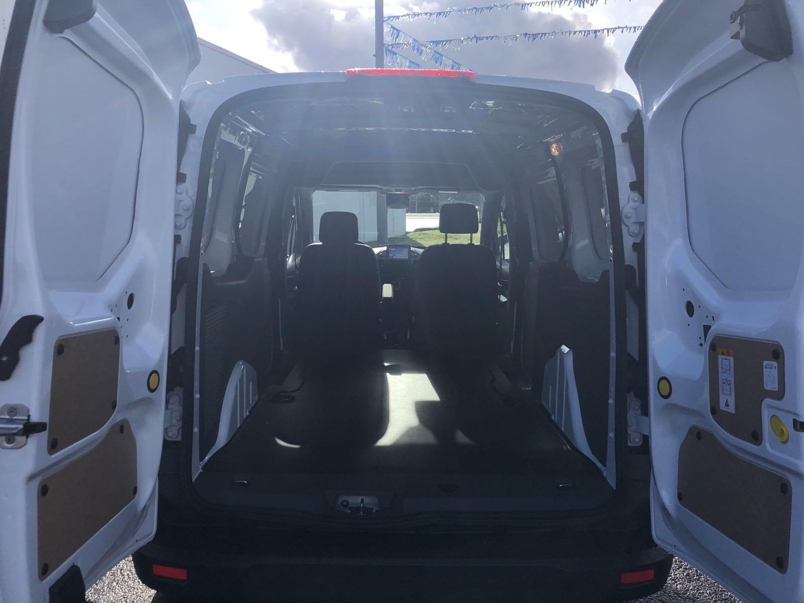 2020 Transit Connect, Empty Cargo Van #208521 - photo 1