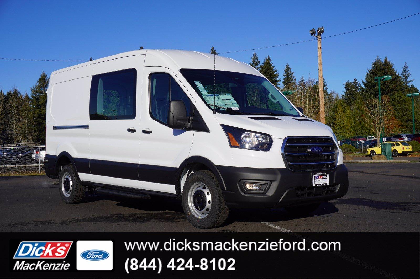 2020 Ford Transit 250 Med Roof 4x2, Crew Van #208542 - photo 1