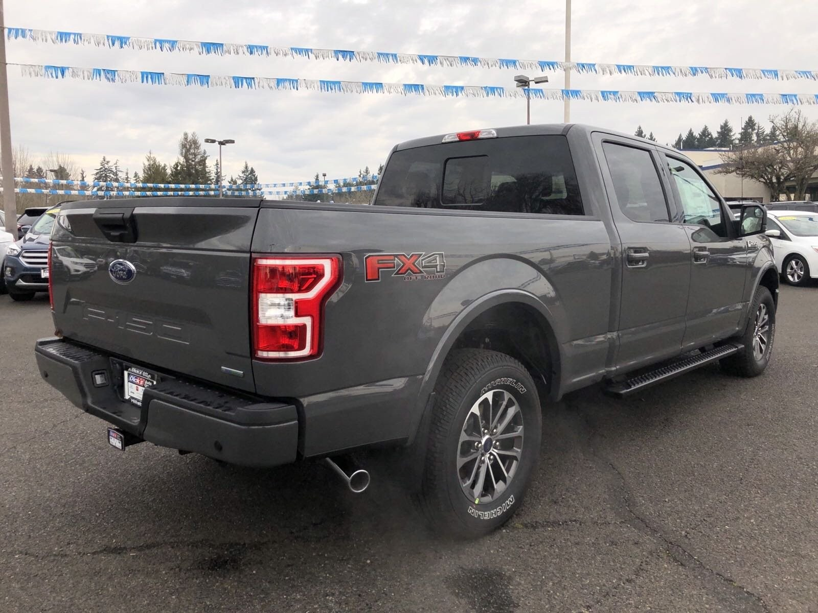 2020 F-150 SuperCrew Cab 4x4, Pickup #209304 - photo 1