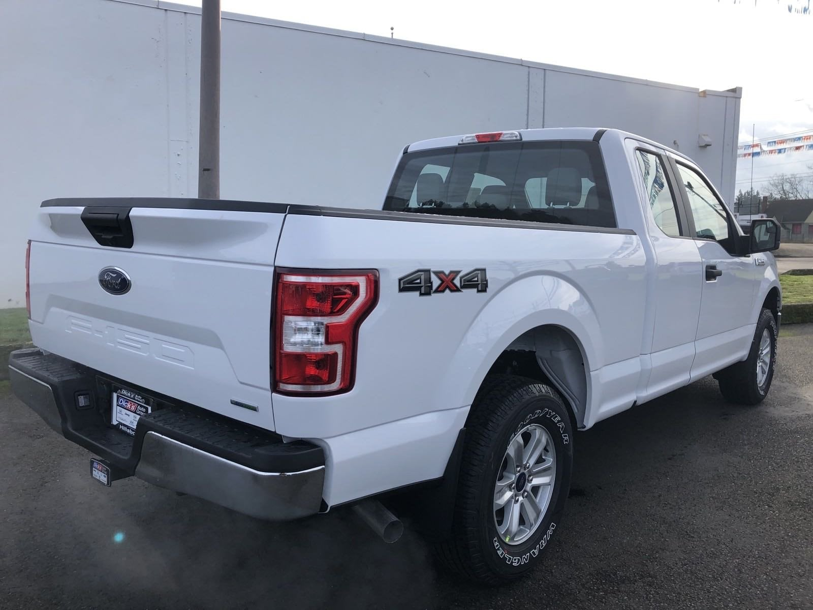 2020 F-150 Super Cab 4x4, Pickup #209331 - photo 1