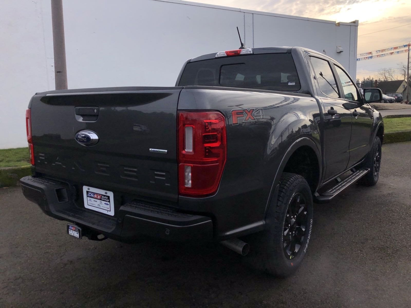 2020 Ranger SuperCrew Cab 4x4, Pickup #209339 - photo 1