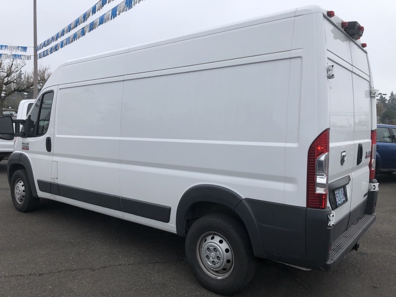 2016 ProMaster 3500 High Roof FWD, Empty Cargo Van #209344A - photo 1