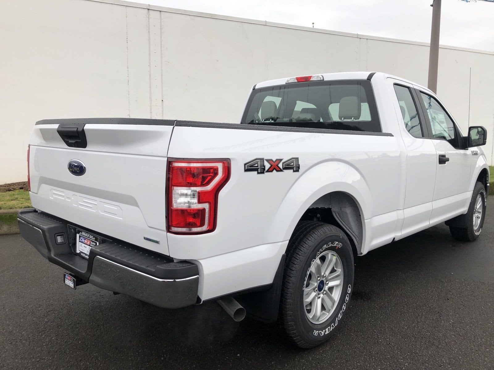2020 F-150 Super Cab 4x4, Pickup #209345 - photo 1