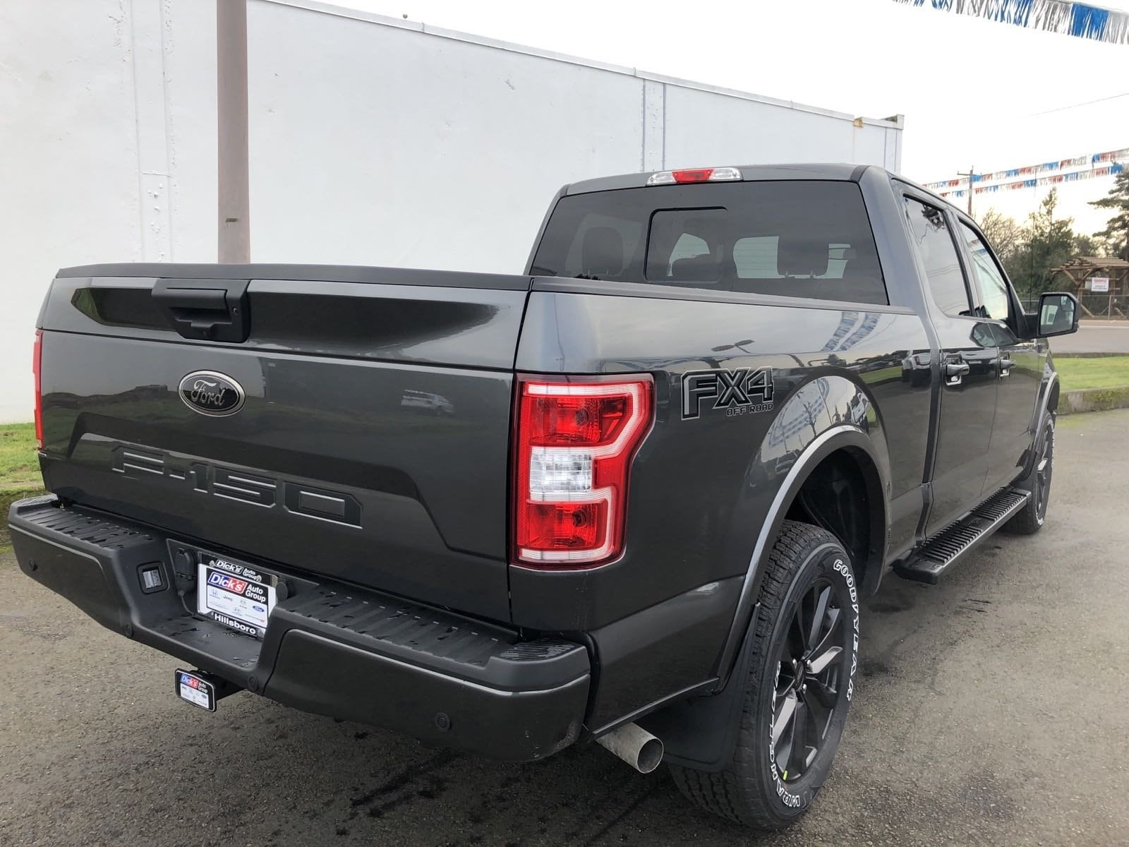 2020 F-150 SuperCrew Cab 4x4, Pickup #209347 - photo 1