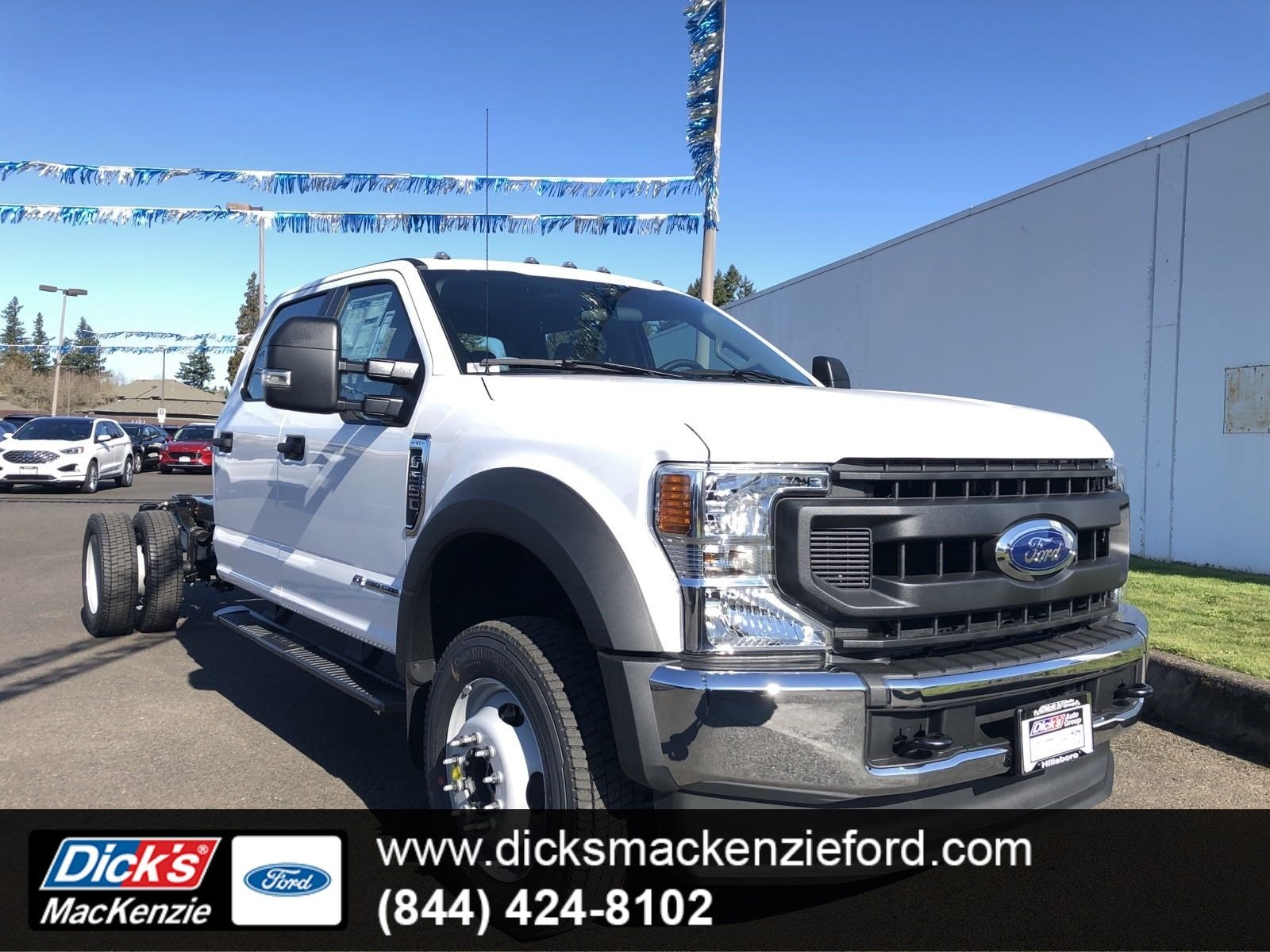 2020 F-550 Crew Cab DRW 4x4, Cab Chassis #209358 - photo 1