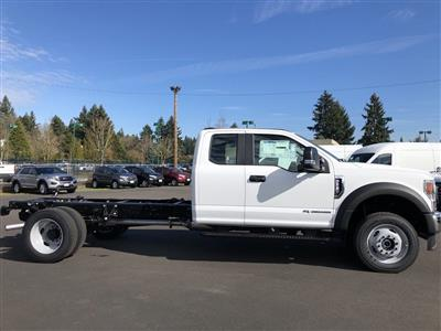 2020 F-550 Super Cab DRW 4x4, Cab Chassis #209363 - photo 4
