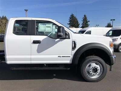 2020 F-550 Super Cab DRW 4x4, Cab Chassis #209363 - photo 5