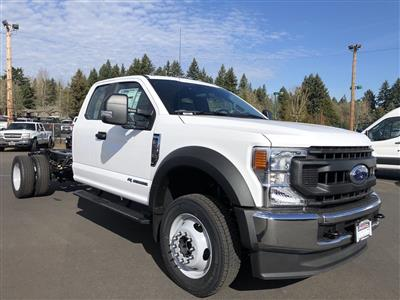 2020 F-550 Super Cab DRW 4x4, Cab Chassis #209363 - photo 6