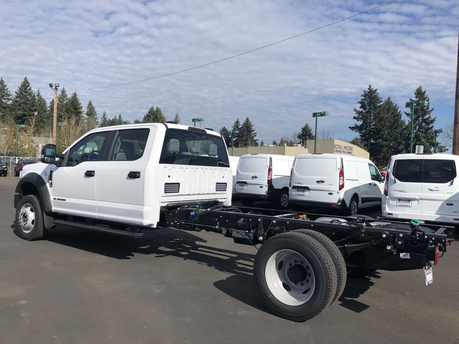 2020 F-550 Crew Cab DRW 4x4, Cab Chassis #209366 - photo 1