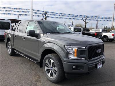 2020 F-150 SuperCrew Cab 4x4, Pickup #209375 - photo 8